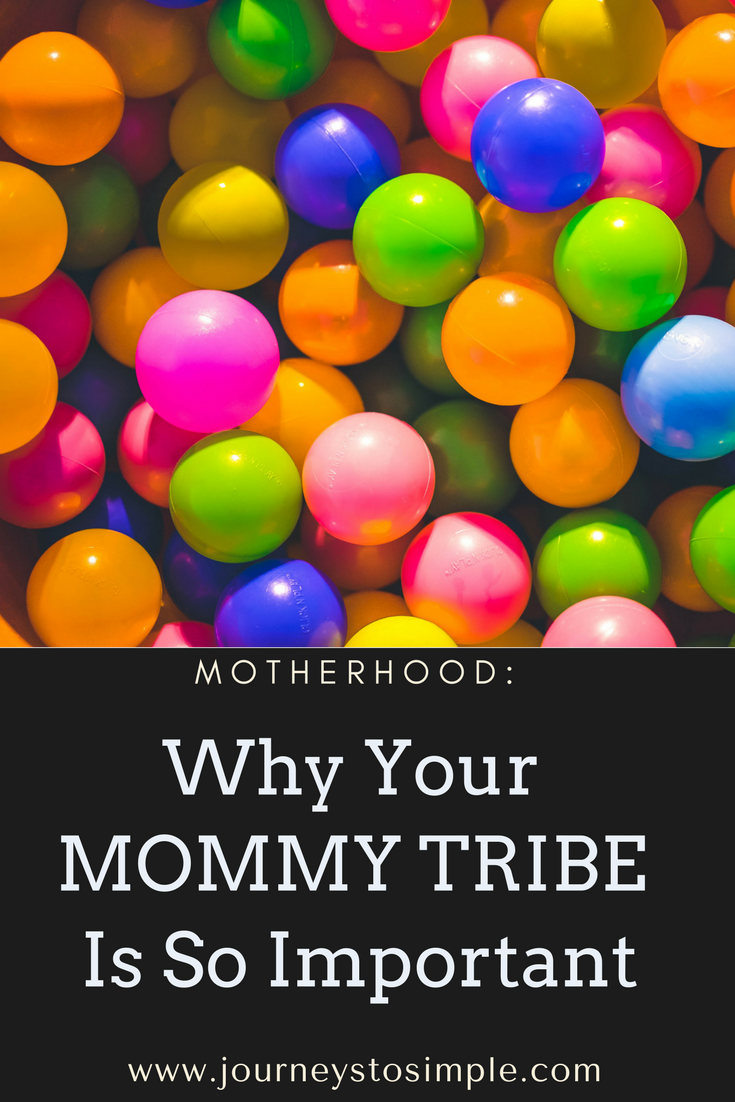 Making It Through Motherhood with Your Mommy Tribe