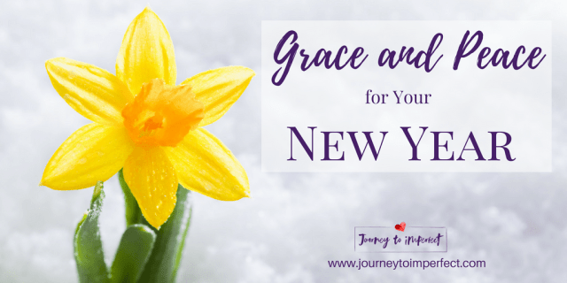 How could our new year be different if we understood the fullness of God's grace and peace? His kind of grace changes everything! Find out more by clicking through!