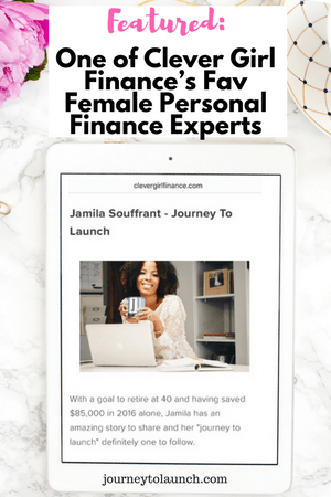Featured: One Of Clever Girl Finance's Favorite Female Personal Finance Experts
