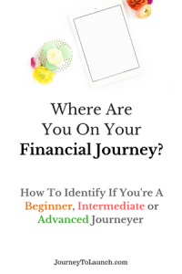 Where Are You On Your Financial Journey? (How To Identify Your Journey Position)