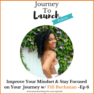 Improve your mindset and stay focused on your journey