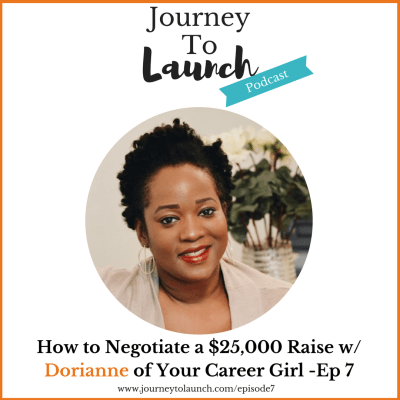 How to get a 25,000 raise Your Career Girl