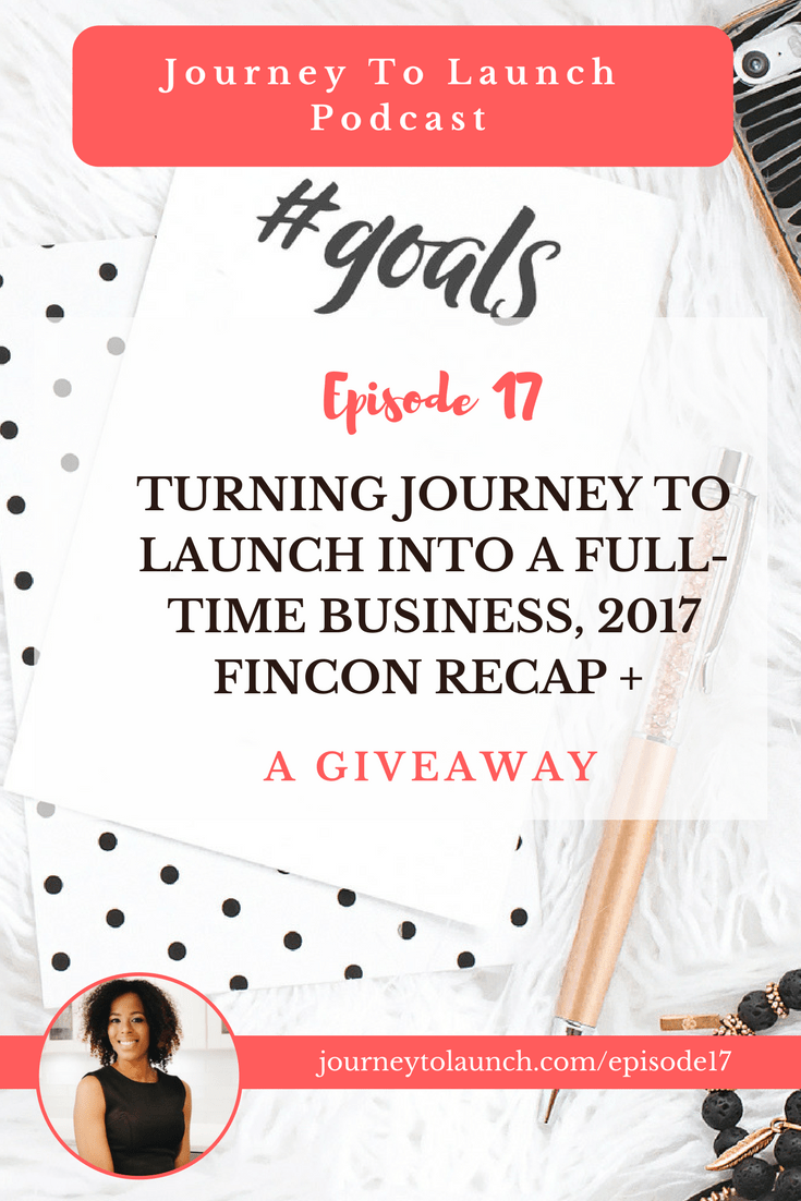 Jamila Podcast Pinterest Templates Episodes 2-31-Journey To Launch Podcast: Episode 17