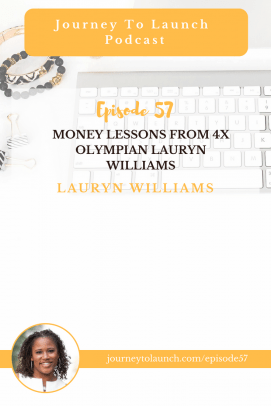 Money Lessons From 4x Olympian Lauryn Williams