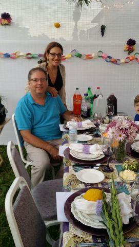 Andy and Lisa