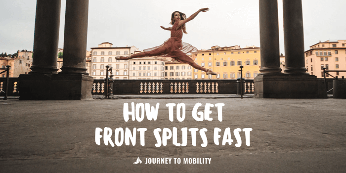 7 Effective Stretching Tips to get your Front Splits Fast