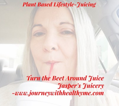 Turn the Beet Around Juice