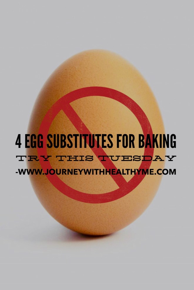 4 Egg Substitutes for Baking