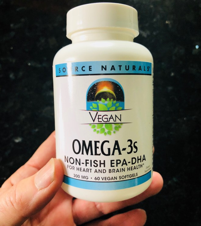 Omega 3s Non Fish EPA and DHA