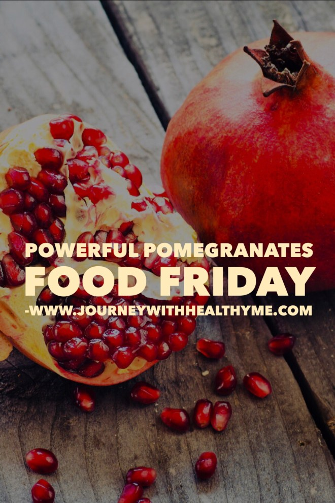 Powerful Pomegranates