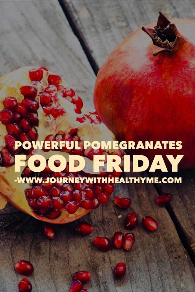 Powerful Pomegranates