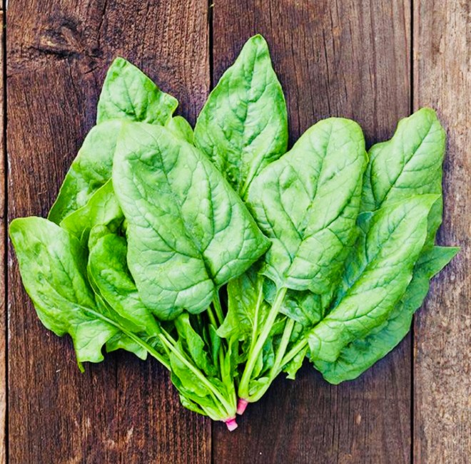 The Powerful Benefits of Spinach