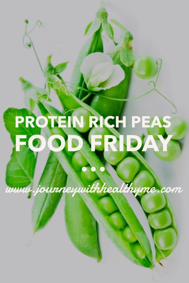 Protein Rich Peas