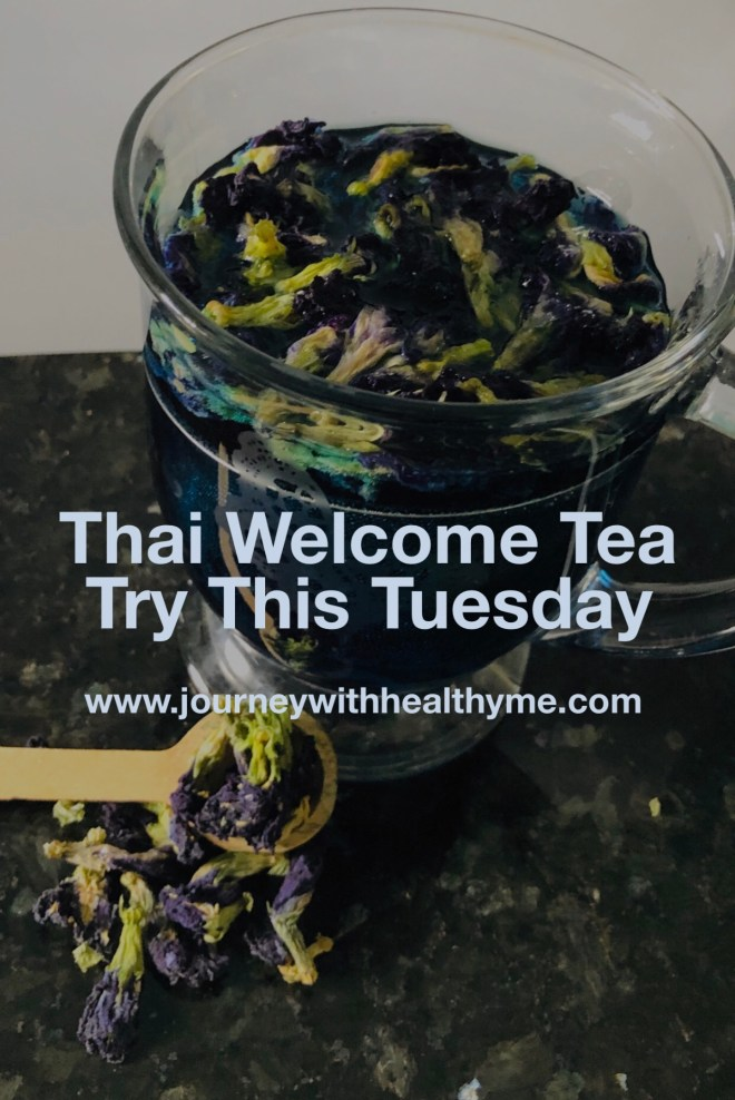 Thai Welcome Tea