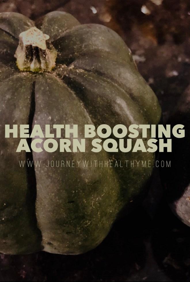 Health Boosting Acorn Squash