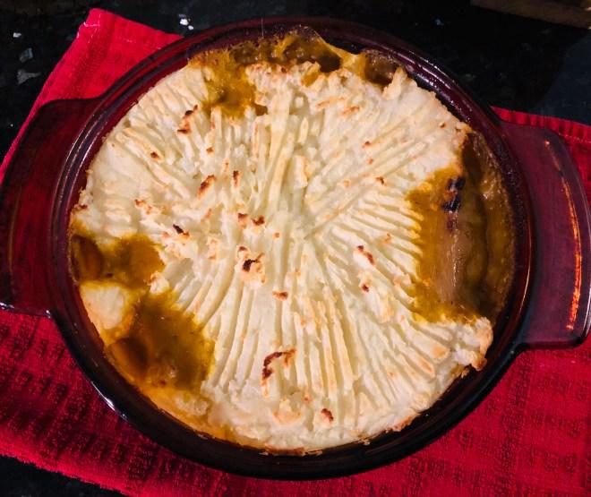 Lentil Shepherd's Pie