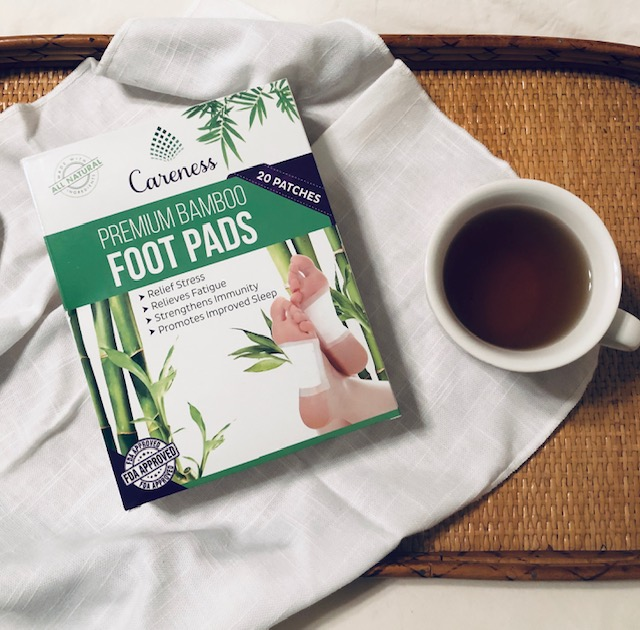 Premium Bamboo Foot Pads