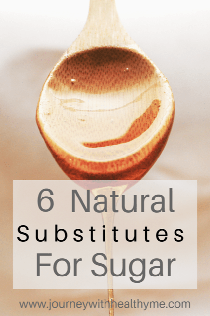 6 Natural Substitutes for Sugar