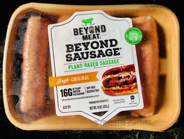Beyond Meat Brats