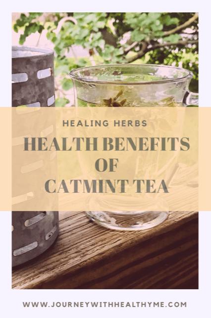 Health Benefits of Catmint Tea