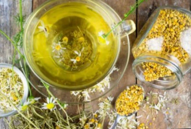 6 Teas that Soothe Anxiety Chamomile