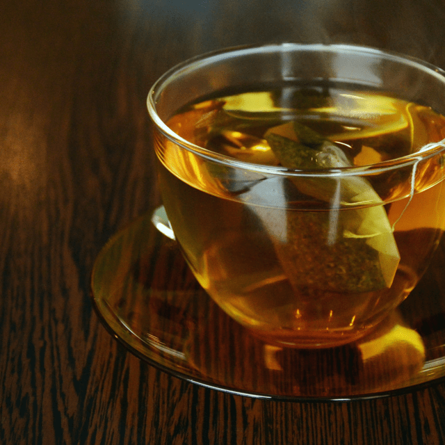6 Teas that Soothe Anxiety Green Tea