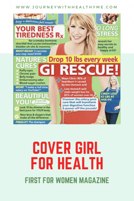 Cover Girl for Health Title Meme