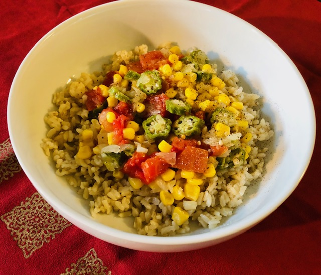 Summer Succotash Meal