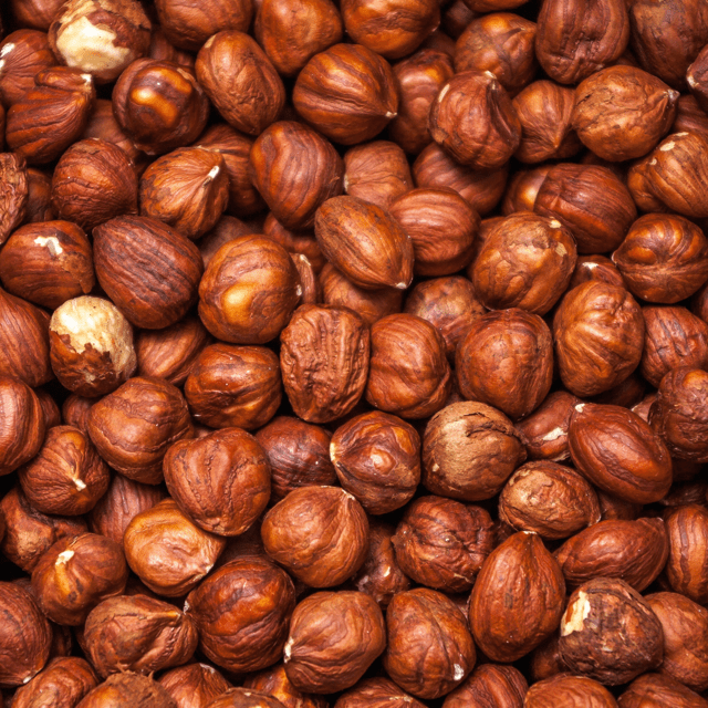 Healthy Hazelnuts
