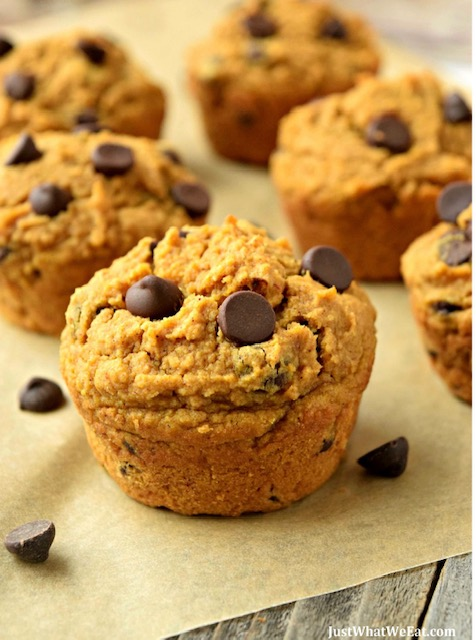 Vegan and Gluten Free Pumpkin Recipes Muffins