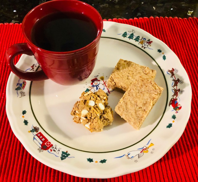 Two Gluten Free Cookie Recipes with Tea