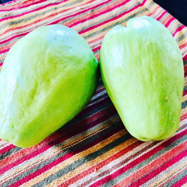 Cooking With Chayote Squash