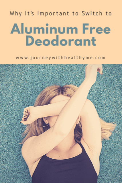 Why Its Important to Switch to Aluminum Free Deodorant title meme