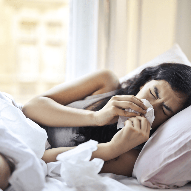 Five Ways to Boost Respiratory Health allergies