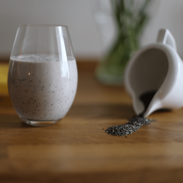 15 Two Minute Health Boosters chia seeds