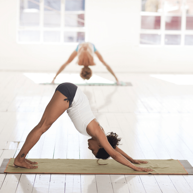 15 Two Minute Health Boosters downward dog