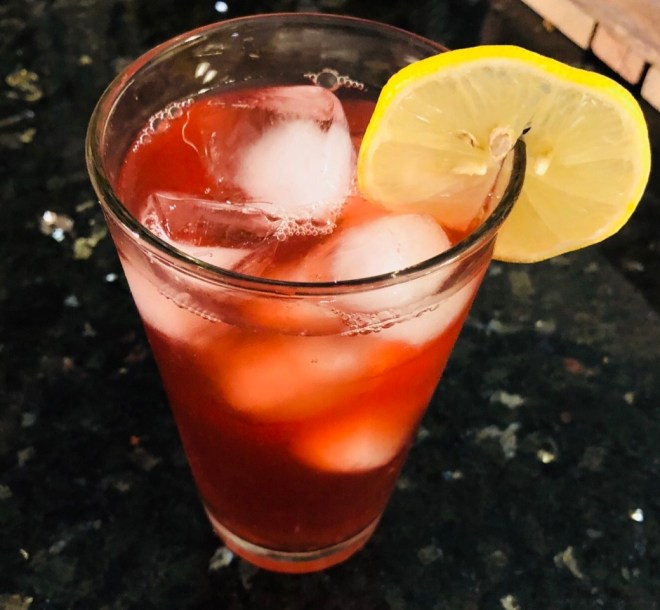 Herbal Iced Teas for Summer hibiscus