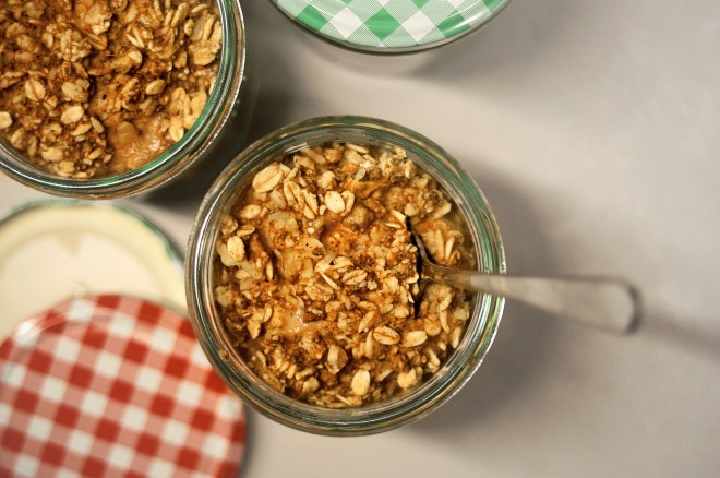 9 Healthy Breakfast Ideas overnight oats