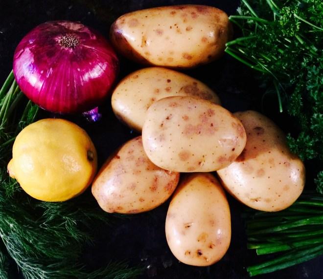 Healthiest Root Vegetables potatoes