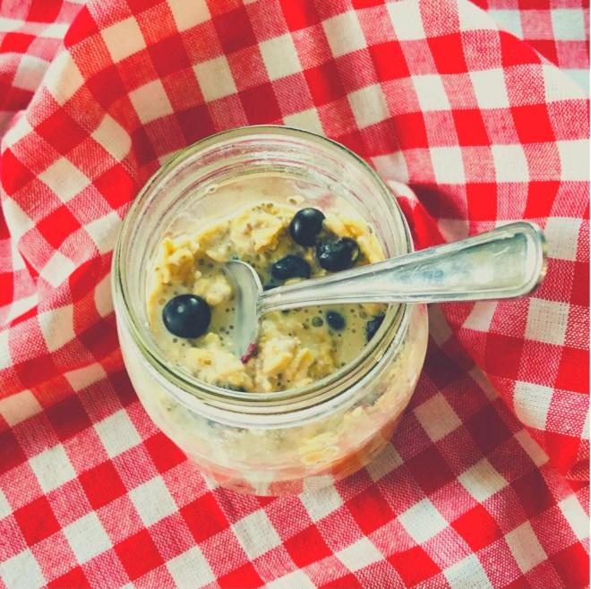 Heart Healthy Snacks oatmeal