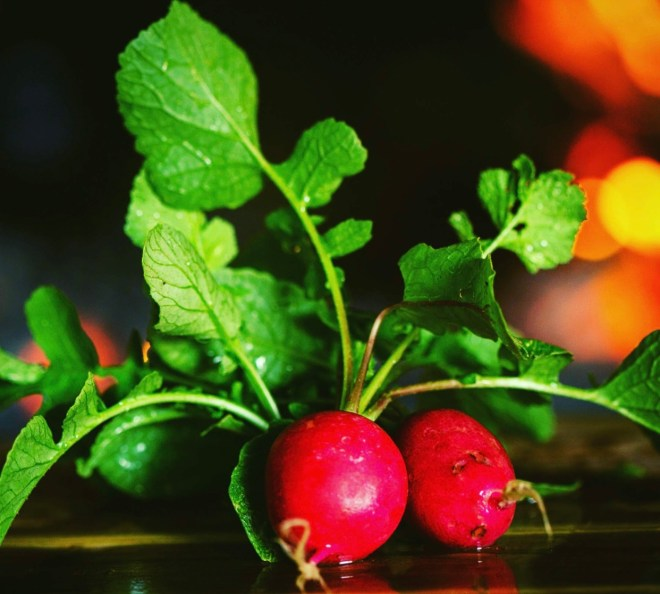 Thrive Through Powerful Nutrition Habits radish