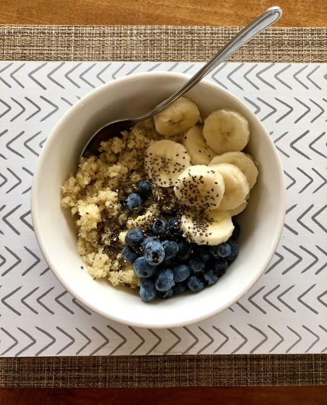 Quinoa Health Benefits and Recipes breakfast