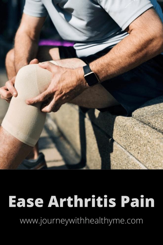 Ease Arthritis Pain title meme