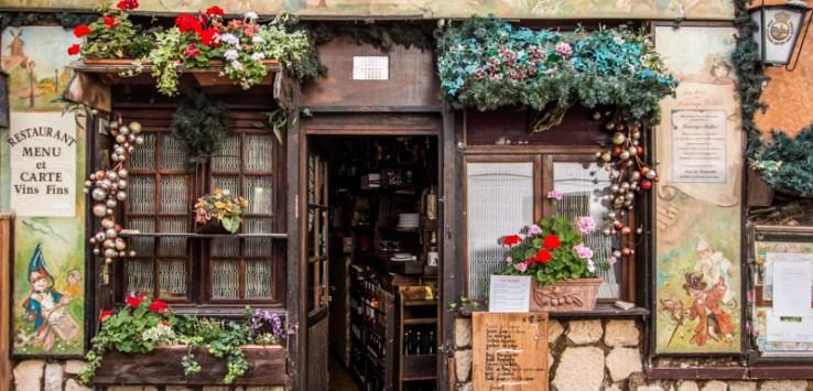 Montmartre restaurant, Poulbot