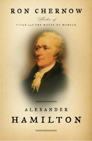 Image result for Alexander hamilton book