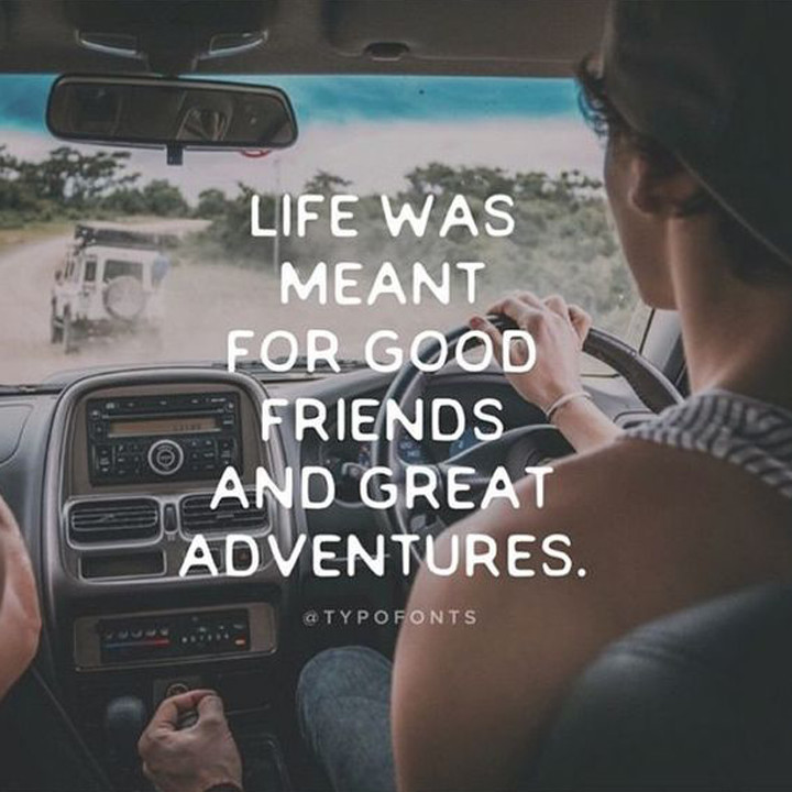 15 Travel Buddy Quotes For Wanderlust Friendships Journo Travel