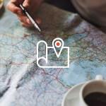 14 World Map Art Gift Ideas For Travel Lovers