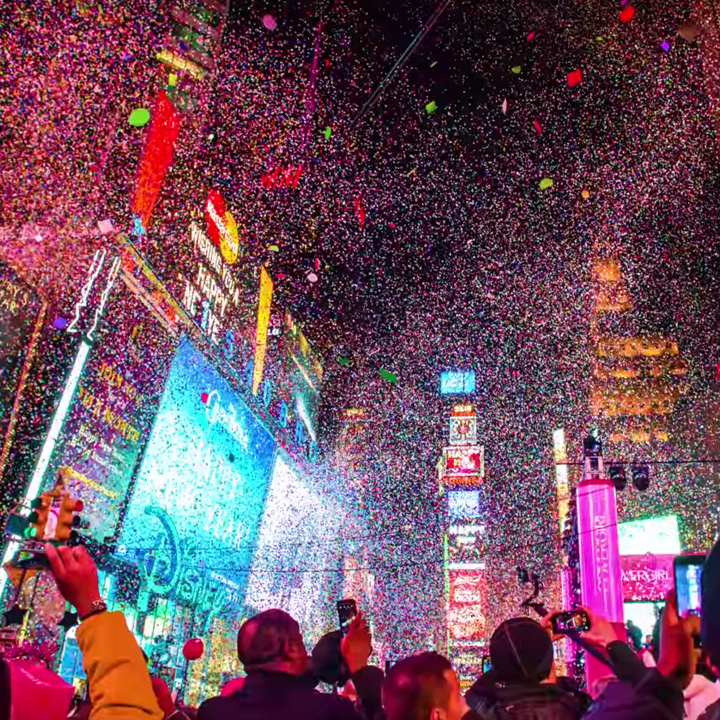 Best places to celebrate New Years eve