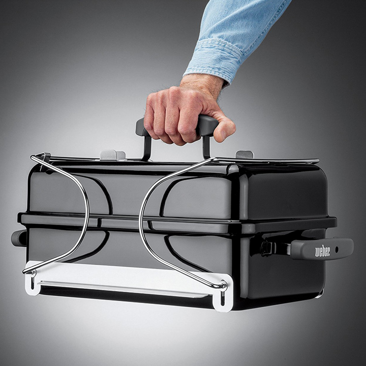 travel Charcoal Grill