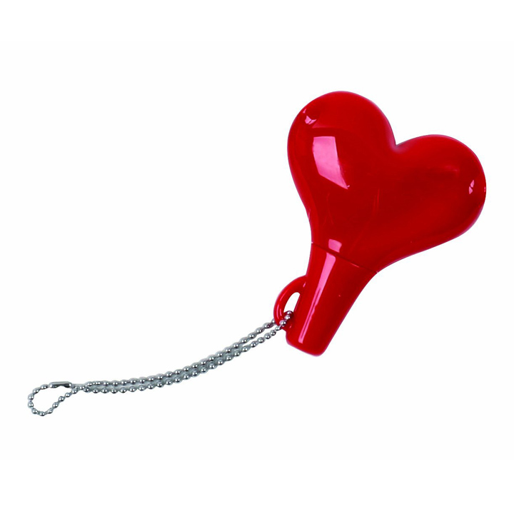 Heart-Shaped Headphone Splitter